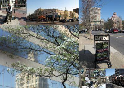 Quelques vues d'Asheville