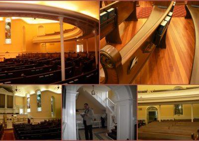 L'Eglise de culte Moldave ˆ Winston-Salem