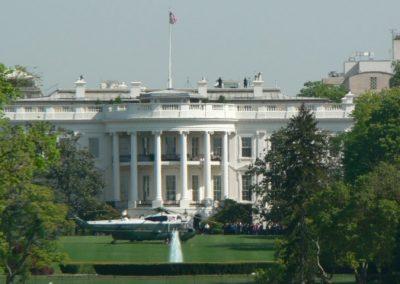 Visite de la Maison Blanche