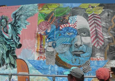 Miami – Wynwood art district