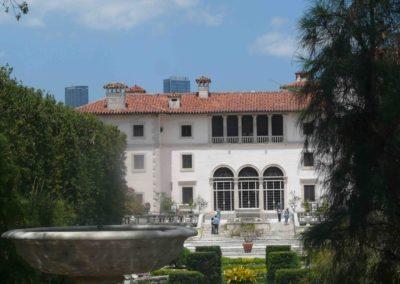 Miami – Viscaya Gardens la villa