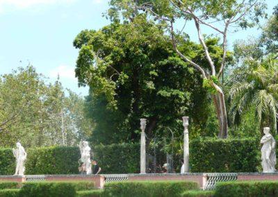 Miami – Viscaya Gardens