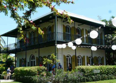 Key west  – la maison d' Ernest hemingway