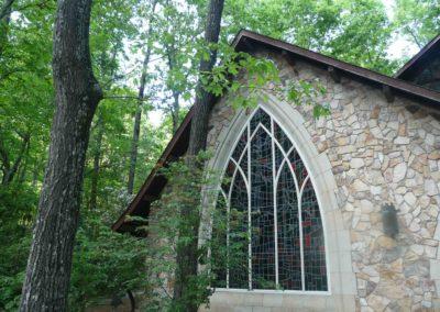 Callaway Gardens Ida Cason memorial chapel
