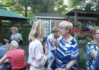 Party avec Agnés et Joan