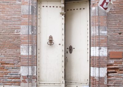 Image représentant la porte du musée - Rabastens