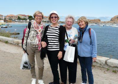 Anne Marie, Betty, Martha,Catherine