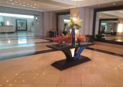 Miami – le lobby